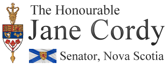 The Honourable Jane Cordy Website